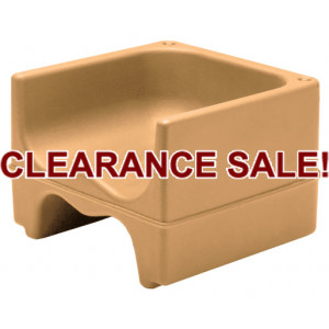 Clearance Cambro 200bc157 Plastic Dual Height Booster Seat