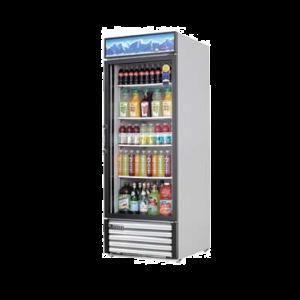 Everest Emgr24 Merchandiser Refrigerator White With One