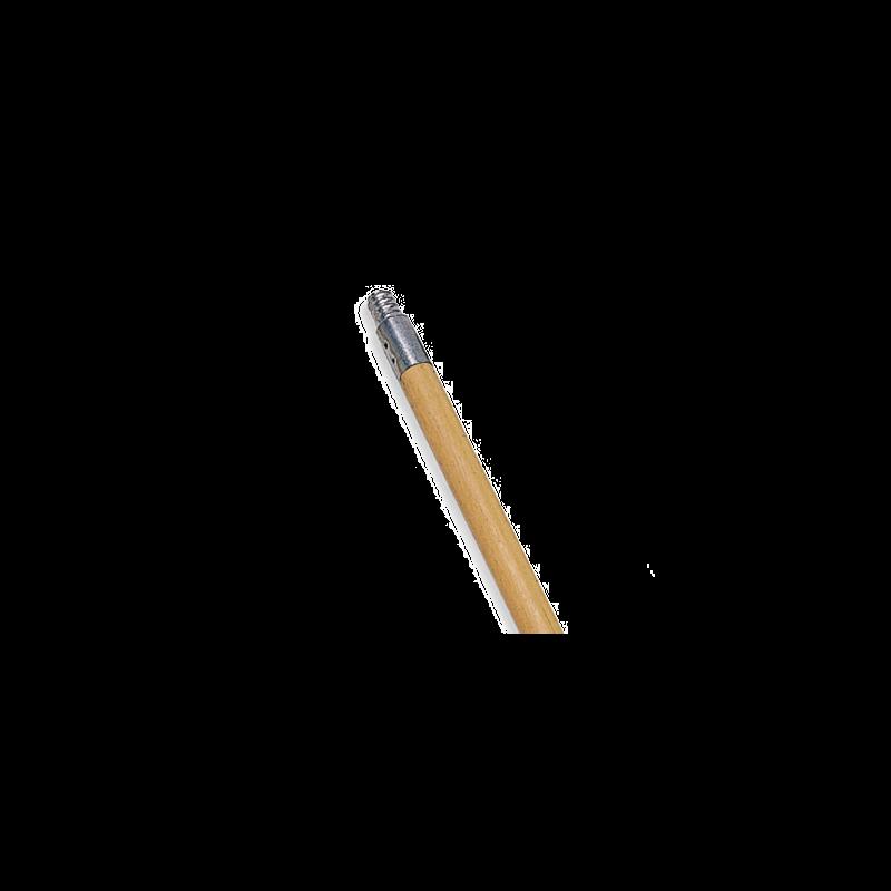 Rubbermaid Fg366400lac Broom Handle Threaded Metal Tip