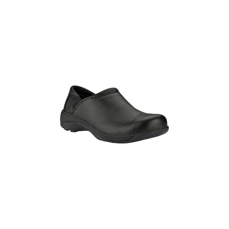Mozo M43703 8 Forza Women S Slip Resistant Shoes With Gel Insoles Black Size 8