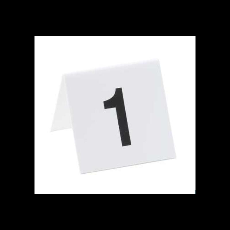 3f64f97cedd3 Cal-Mil 227-2 Table Number Tent Set 3