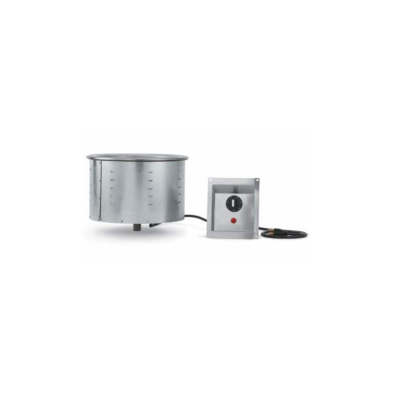 Astonishing Vollrath 36462 Modular Drop In Soup Well Holds 7 1 4 Qt Inset 120V Interior Design Ideas Gentotryabchikinfo