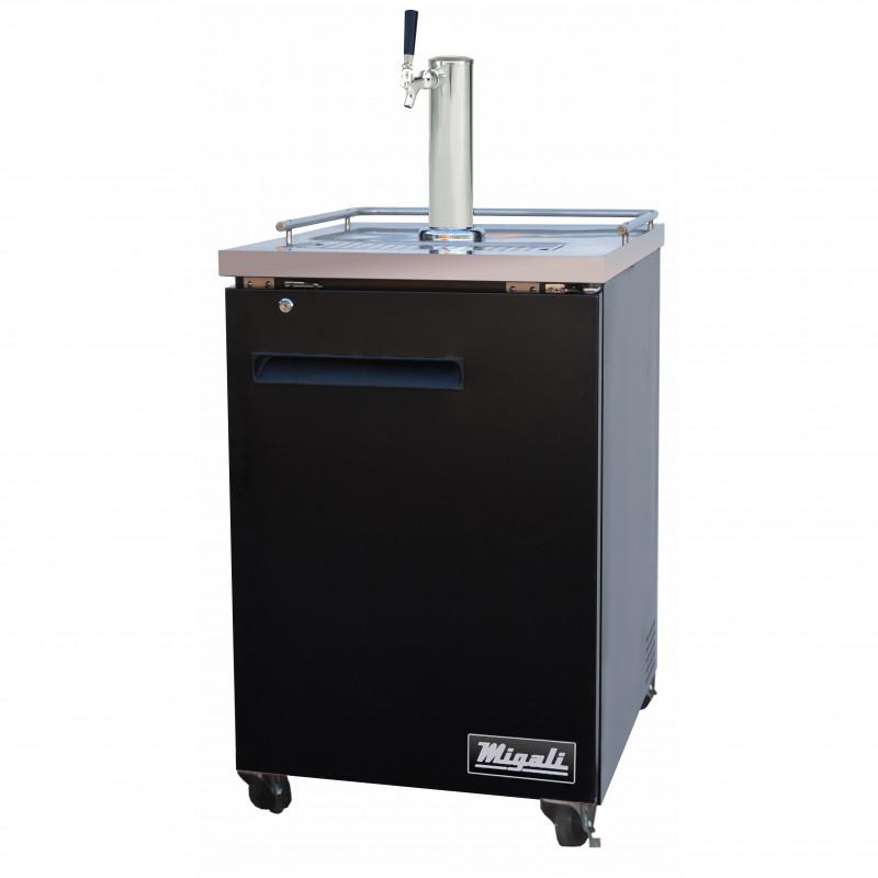 Migali C Dd23 1 Hc Direct Draw Beer Dispenser 1 Solid Door