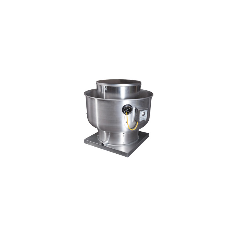 Direct Drive Centrifugal Exhaust Fans : Du hfa direct drive centrifugal upblast exhaust fan
