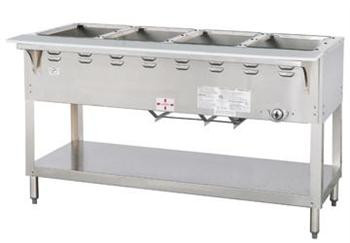 Duke Wb304 Aerohot Gas Steam Table Wet Bath Station 59