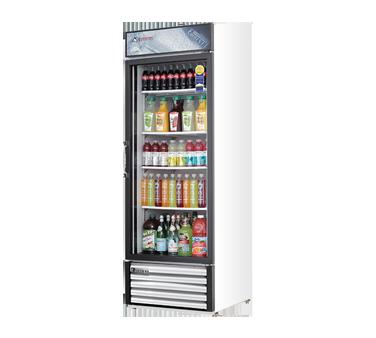Everest Emgr20 Merchandiser Refrigerator White With One