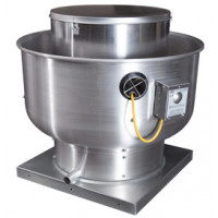 Centrifugal Upblast Exhaust Fans | commercial Ventilation ...