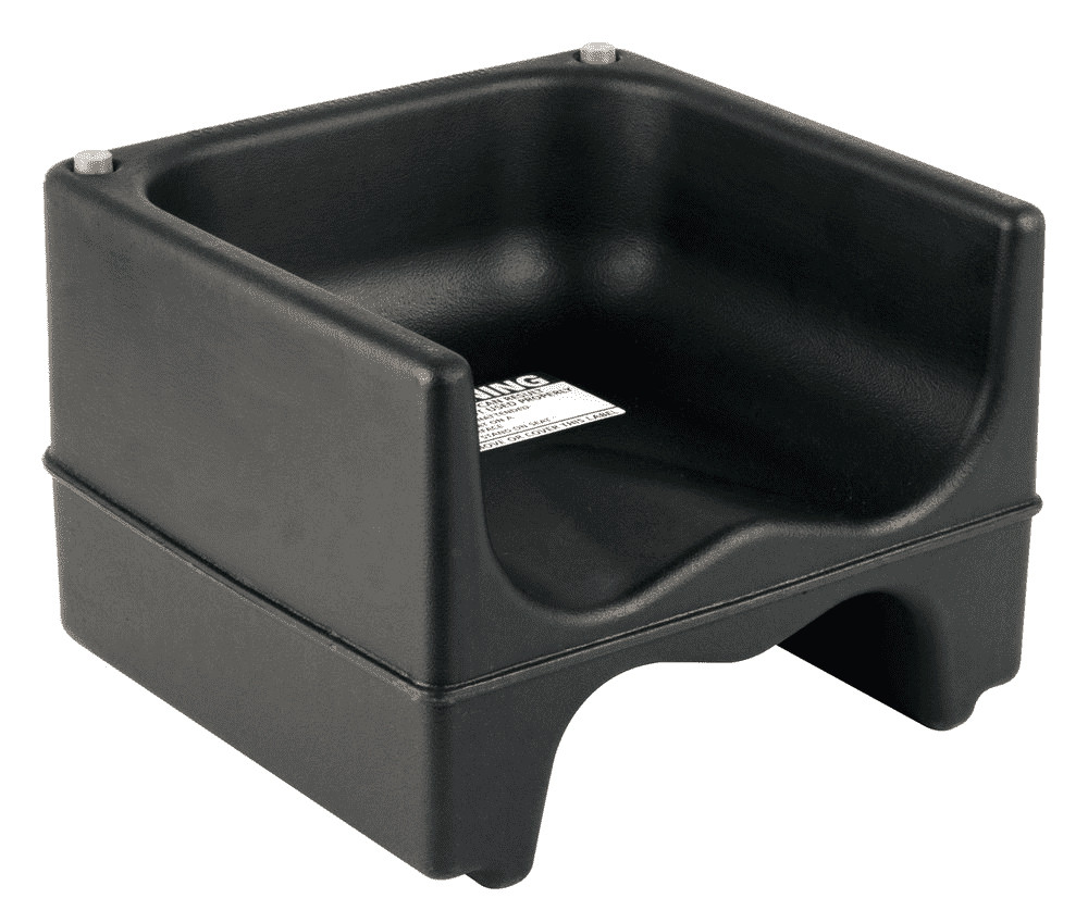 Cambro 200bcs110 Plastic Dual Height Booster Seat With